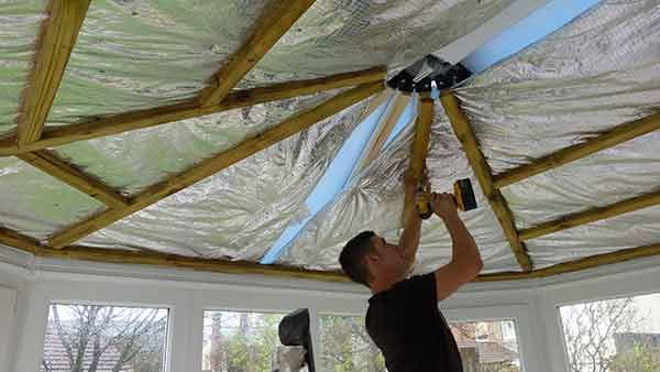 Conservatory Roof Insulation Conservatory Roof Insulation Conservatory Roof Roof Insulation