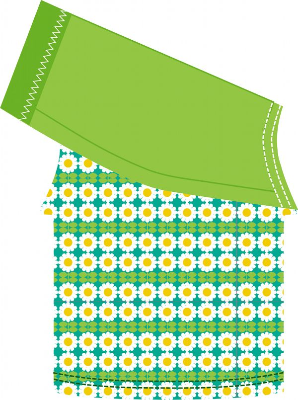 Fabrik der Träume: Kostenlose Nähanleitung Langarmshirt mit Knopfleiste