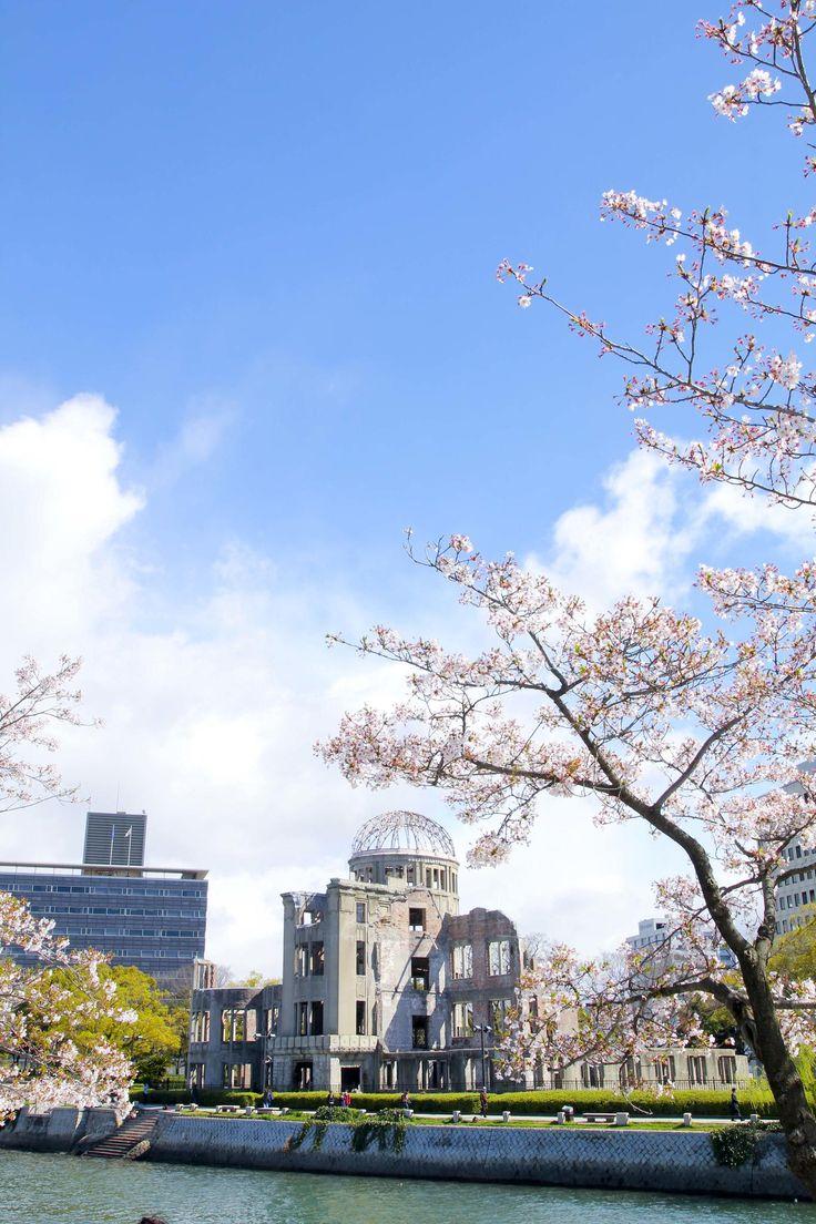 Peace, Hiroshima, Japan