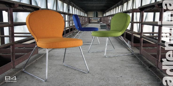 B4 chairs by Domingo