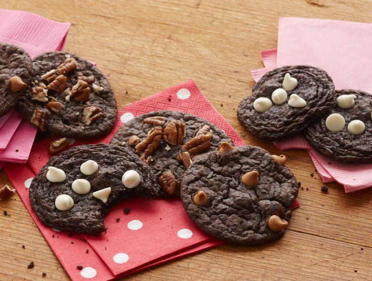 Chunky Brownie Cookies
