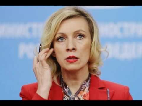 Захарова прокомментировала сообщения об обмане с фото со встречи Лаврова...