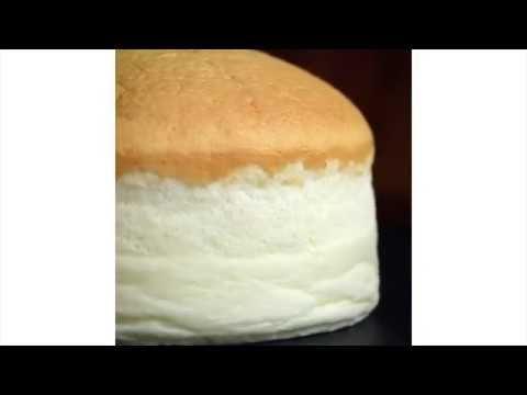Fluffy Jiggly Japanese Cheesecake - tasty Japan on buzzfeed 無限に食べられちゃう!?ふるふるチーズケーキ - YouTube