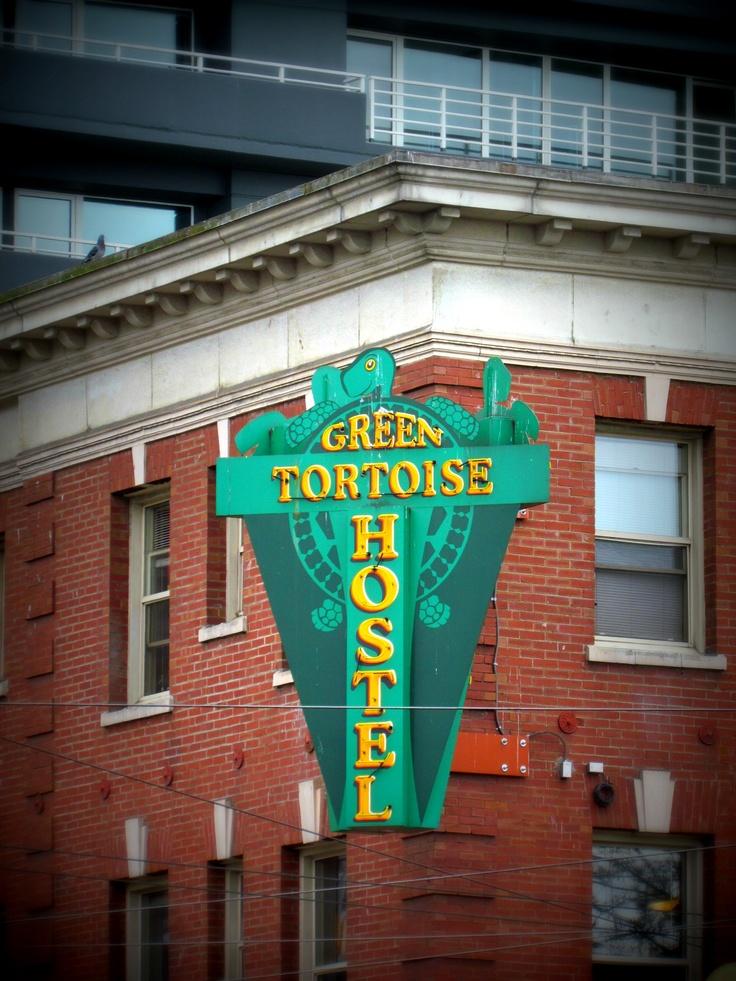 Green Tortoise Hostel  Seattle, Wa