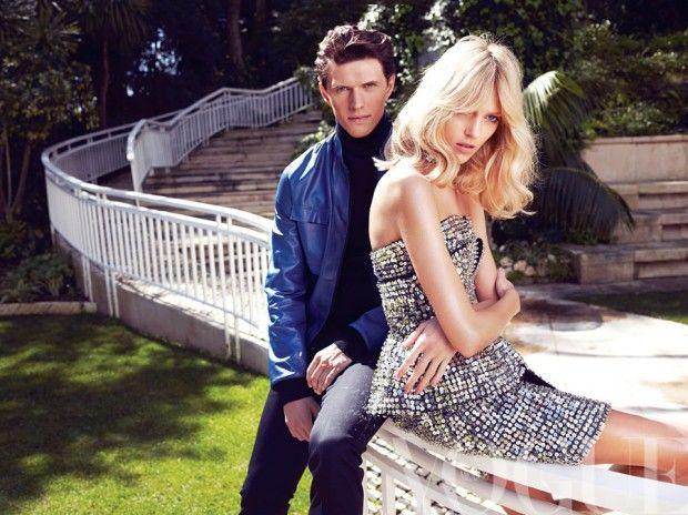 Vogue México | Editorial de Moda Maio 2013 | Anja Rubik por Marcin Tyszka