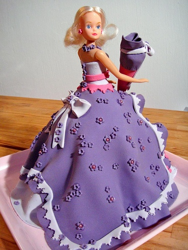 109 best doll cakes images on Pinterest Princess doll cakes
