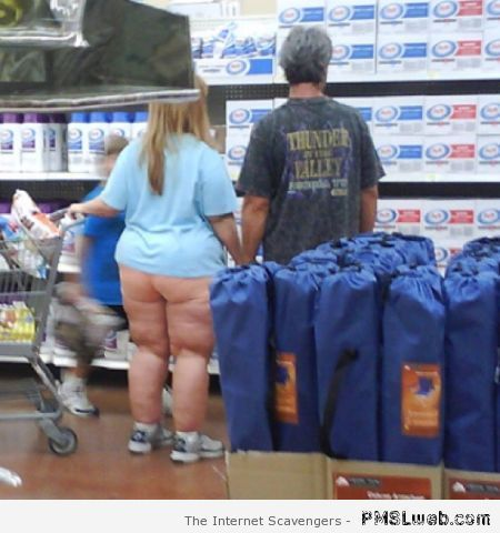 Walmart humor – The people of Walmart gone wild | PMSLweb http://ibeebz.com