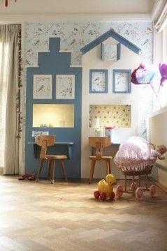 unique desk ideas for kids rooms