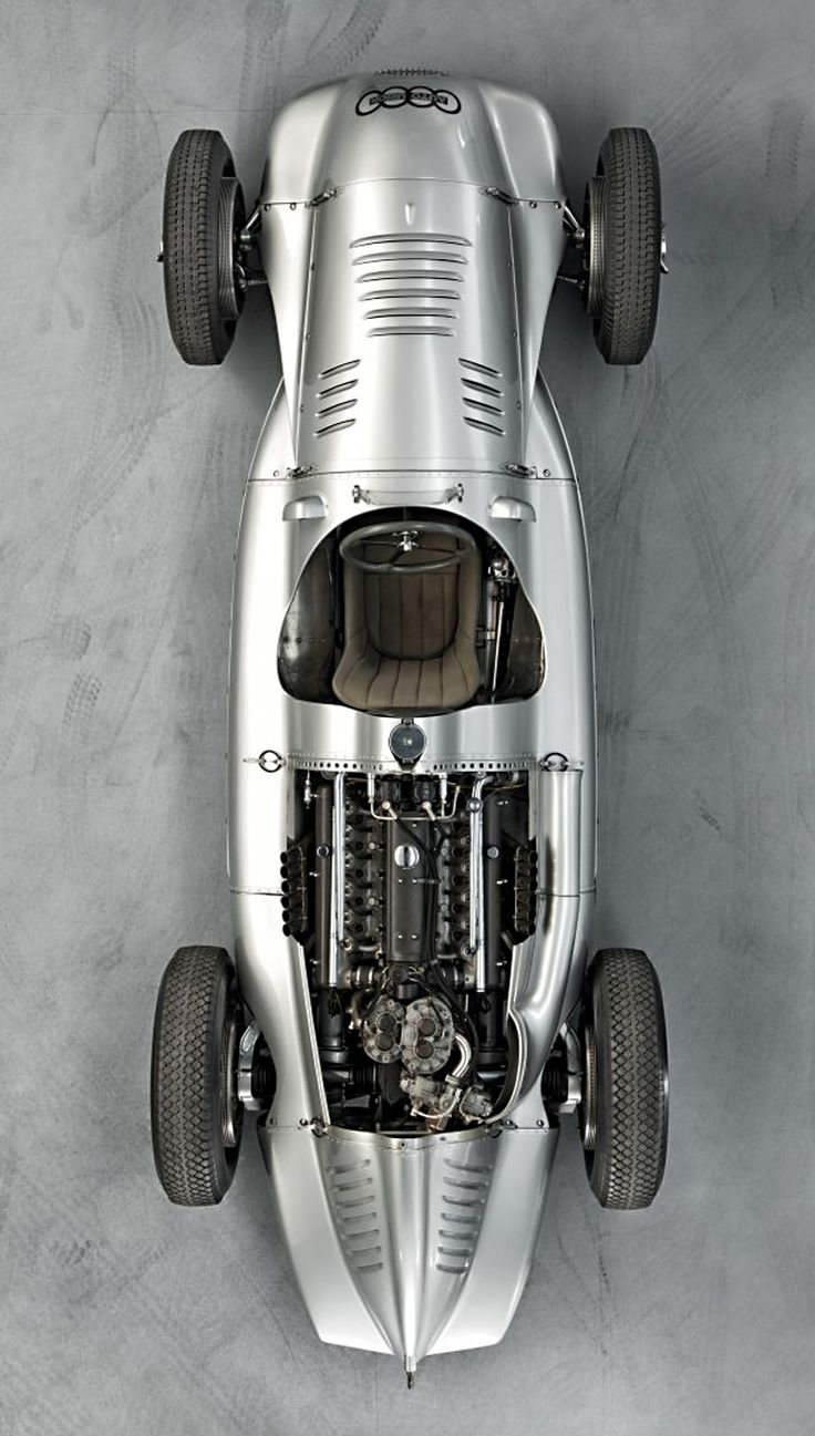 1938 - Auto Union Type D-8
