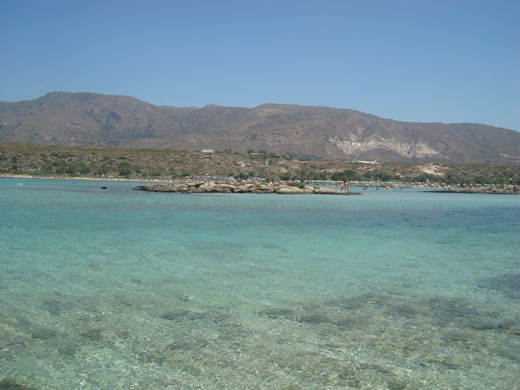 #Elafonisi #Chania #Crete #Greece
