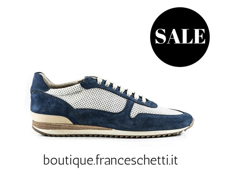 Sneakers Portonovo on sale only for you! #franceschetti #franceschettishoes #madeinitaly #summersale #sale #ss15
