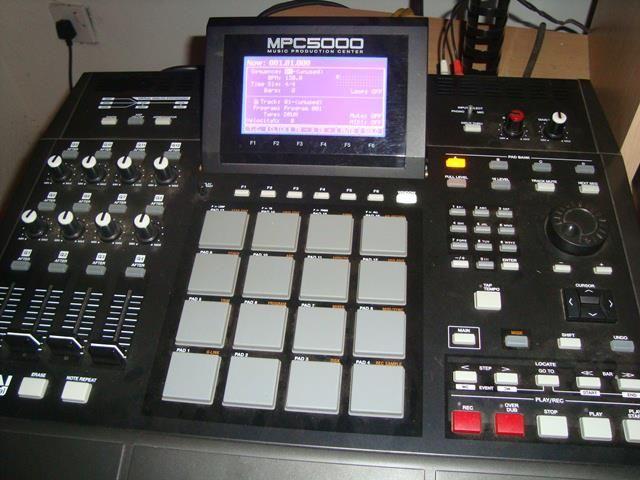 Akai MPC 1000 MIDI Replacement PCB Board - MPCstuff - Akai MPC ...