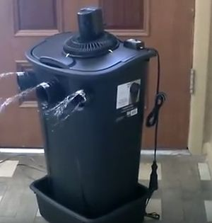 How To Make A Powerful Homemade Air Conditioner That Will Blast Cool Air You Can Feel From Across The Room.   http://www.thegoodsurvivalist.com/how-to-make-a-powerful-homemade-air-conditioner-that-will-blast-cool-air-you-can-feel-from-across-the-room-brand-new-design-just-out/