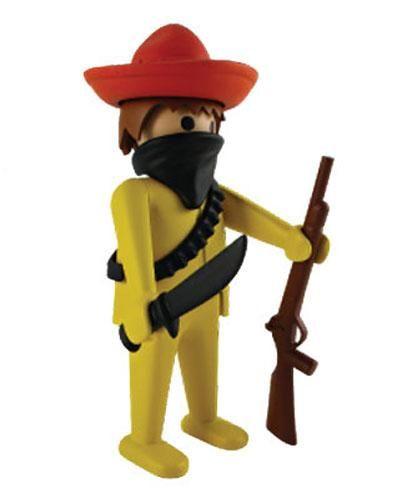 Merchandising Colecciones - Fnac.es - Figura Click Playmobil Bandido (23 cm) :