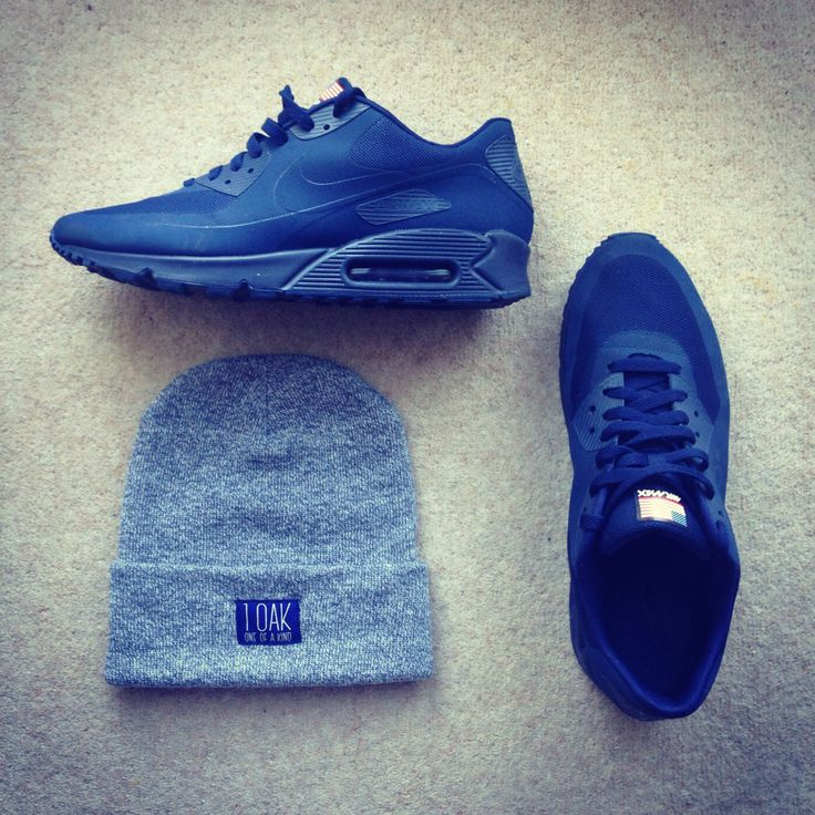 nike air max 90 independence day blue