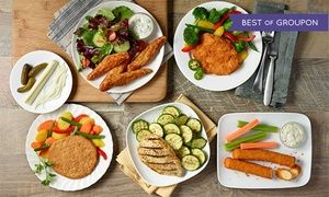 Groupon - 28-Day REV! Weight Loss Meal Program or $ 200 Towards Any 28-Day Meal Program at Personal Trainer Food (Up to 50% Off )    . Groupon deal price: $279