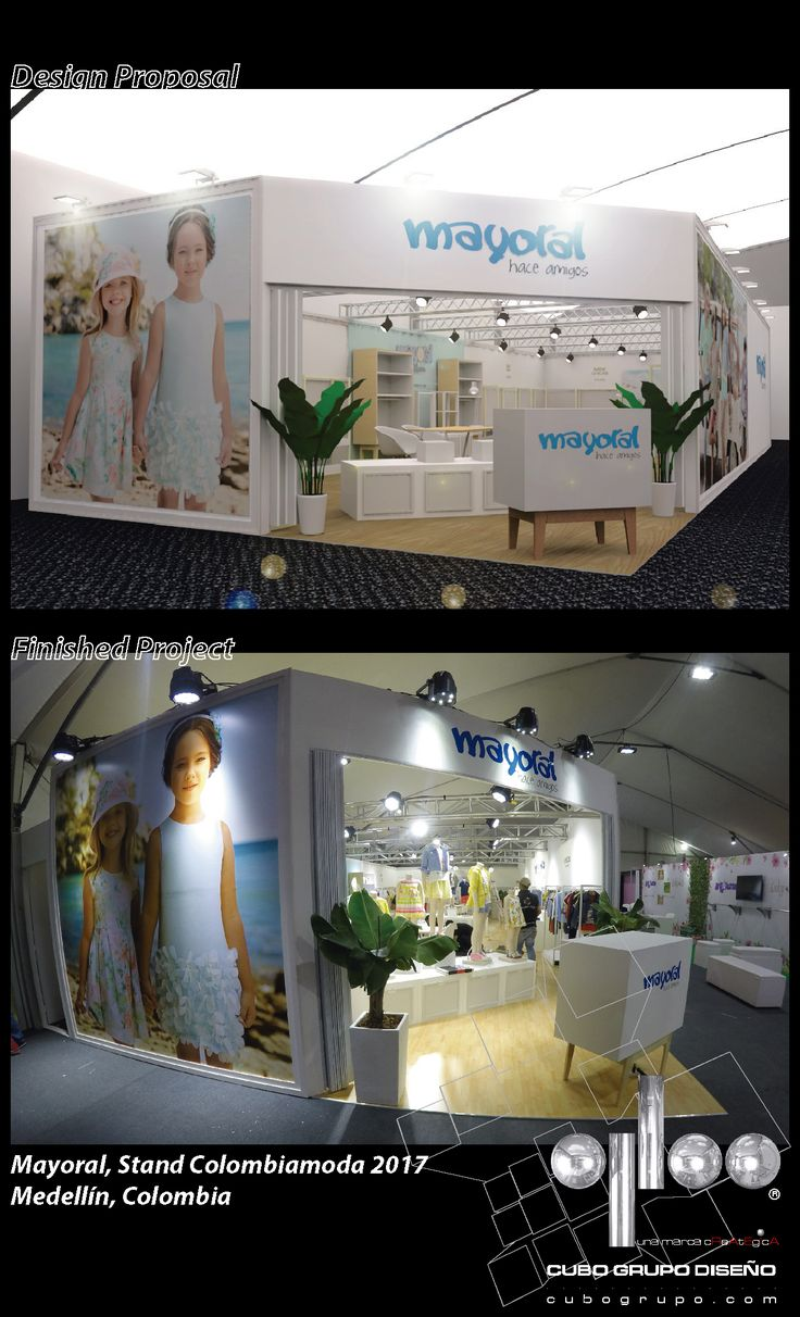 7 Best Stand Images On Pinterest Exhibition Booth Design  # Muebles Mayoral