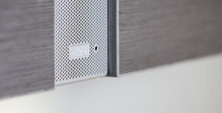 A la Carte -keittiöt Graffio + Sound Unit | Keittiömaailma | #innovaatio
