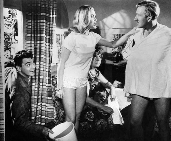 Shirley Eaton, Bob Monkhouse & Leslie Phillips photo -H7153- A Weekend with Lulu | DVDs, Films & TV, Film Memorabilia, Photographs | eBay!
