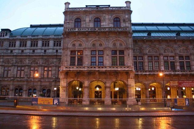 Roadtrippin Wien Oper