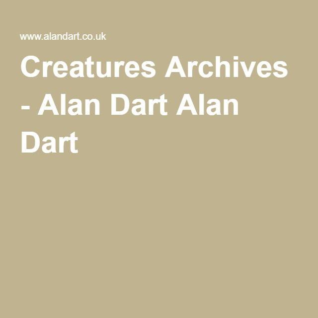 Creatures archives alan dart alan dart