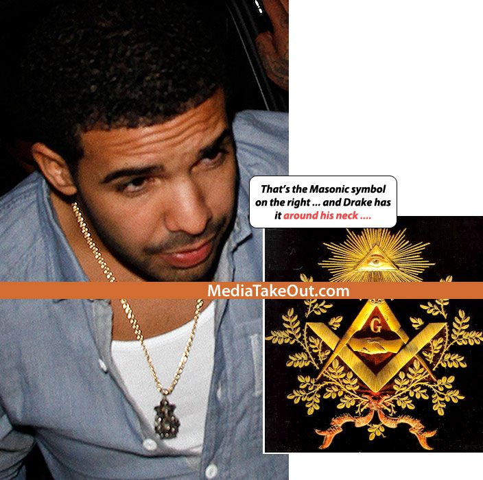 UPDATE (20FEB2013): New Drake video with more Moloch symbolism: Here's the new…