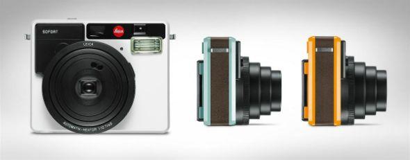 Leica高級インスタントカメラSOFORTを3万4560円で11月に発売へ