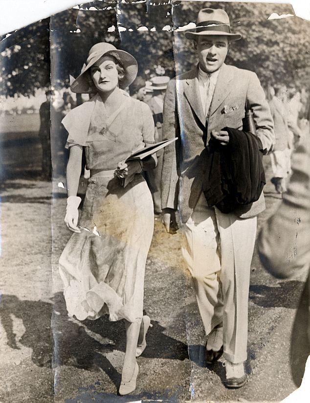 How badass was Doris Duke in the 1930s!