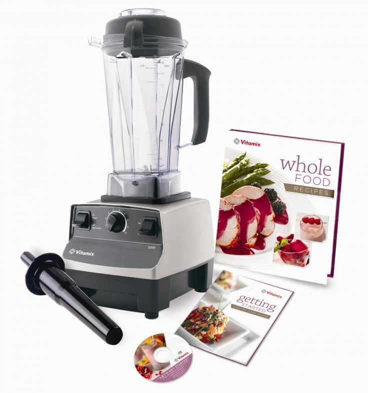 Professional Blender Set Vitamix Home Commercial Container Smoothies Juicer Hand