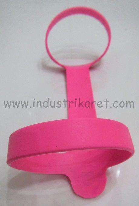 karet silikon   bottle handle