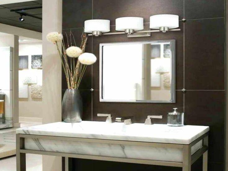 15 Bathroom Lighting Ideas 2020 To, Modern Bathroom Lighting Ideas