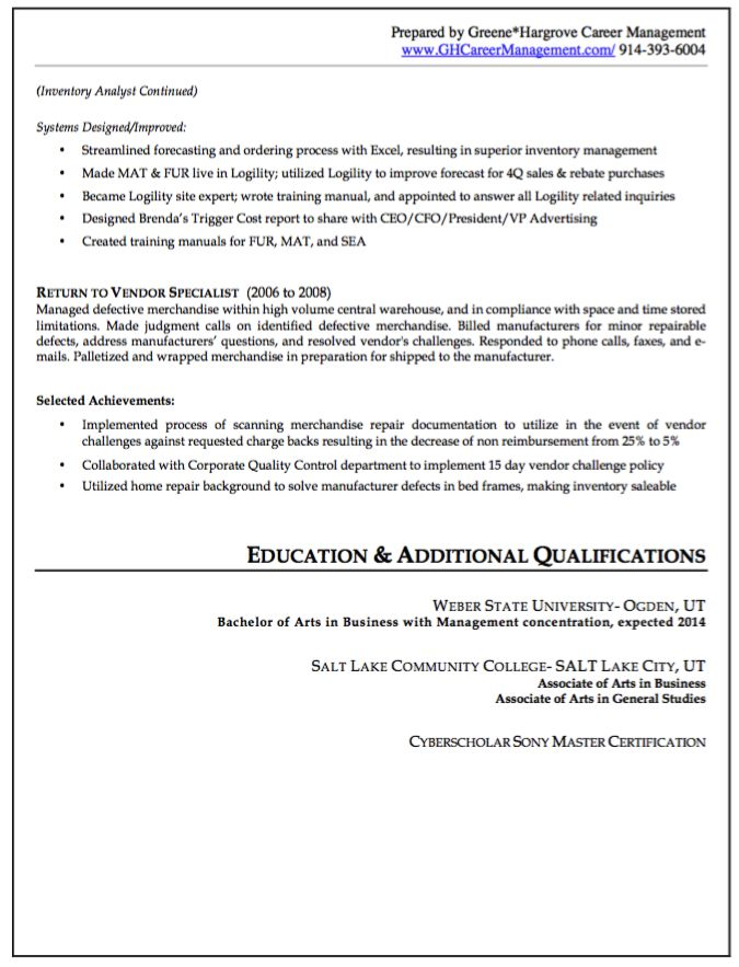 Treasury Analyst Resume] 16 Free Sample Treasury Analyst Resumes