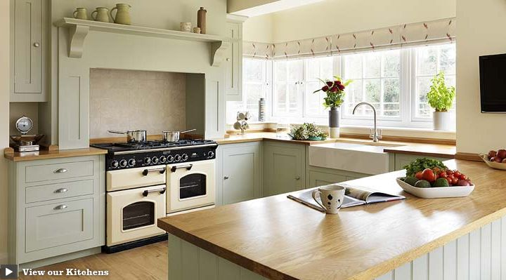 Can someone please transport this whole kitchen into my house NOW - View our kitchens