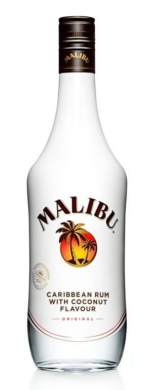 Malibu, the coconut-flavored rum, has redesigned its iconic white bottle to give the brand a more contemporary look in a bid to appeal to a wider consumer audience.