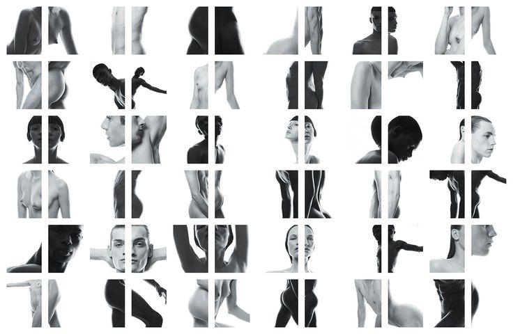 RAD HOURANI'S UNISEX ANATOMY for EXIT MAGAZINE | models.com MDX
