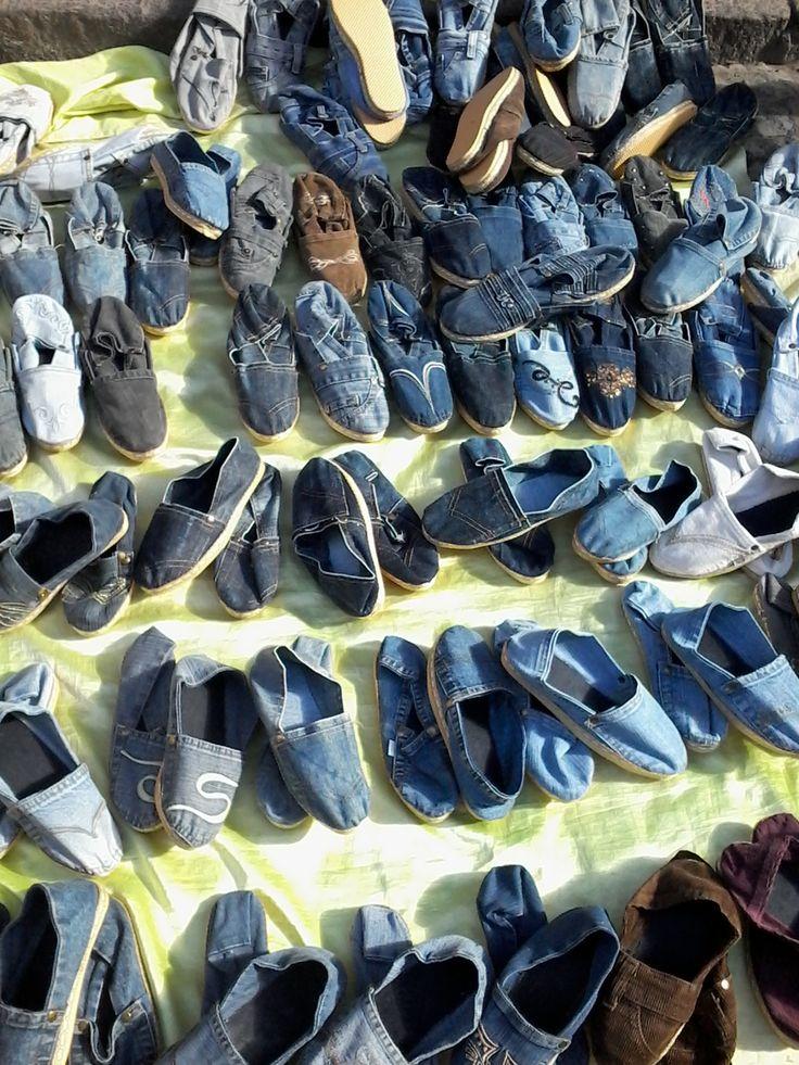 reciclaje jeans
