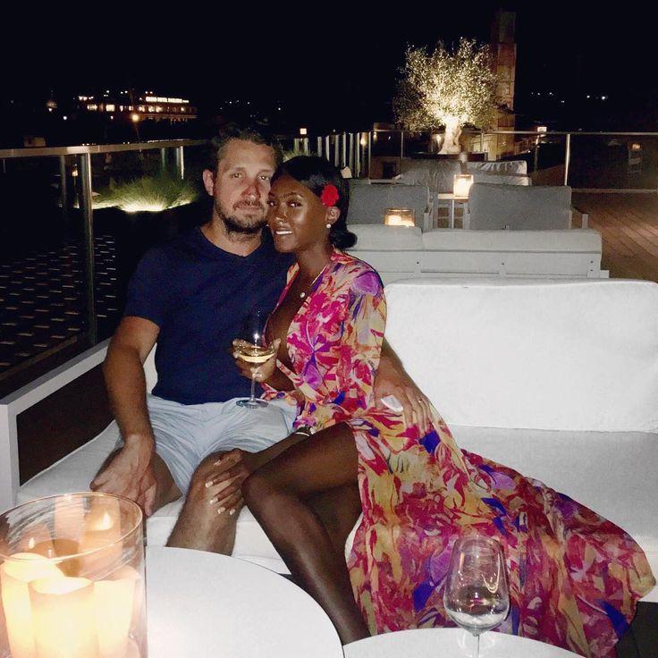 Gorgeous interracial couple #love #wmbw #bwwm #swirl #biracial #mixed #lovingday