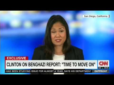 """Widow Of Benghazi Victim: No One Has """"The Right To Tell Me It's Time To move on.' (1:11 mins) (6/29/16)"""