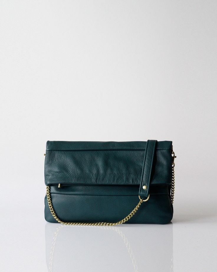 Fold Over Clutch - PINES – OPELLE