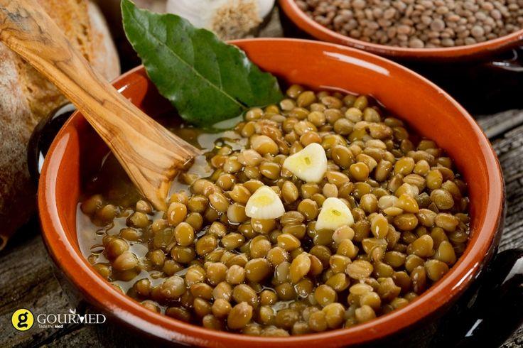 Νηστίσιμες φακές σούπα χωρίς λάδι - gourmed.gr