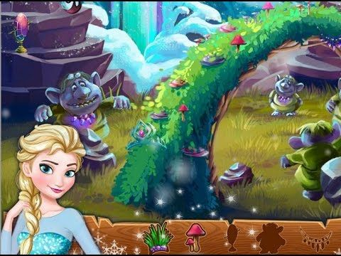 The kingdom Arendelle is frozen and princess Anna is in danger. Play this game to help Elsa to find lost objects to save Arendelle which was completely frozen.