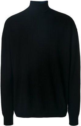 Shop Now - >  https://api.shopstyle.com/action/apiVisitRetailer?id=656579369&pid=uid6996-25233114-59 Stella McCartney turtleneck jumper  ...