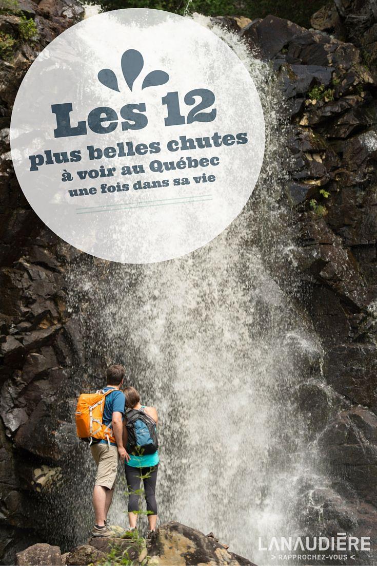 Les 12 plus belles chutes à voir au Québec | Narcity Montréal Photo: Jimmy Vigneux