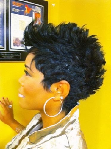 91 best Hairstyles that I Love images on Pinterest | Hair cut, Short ...