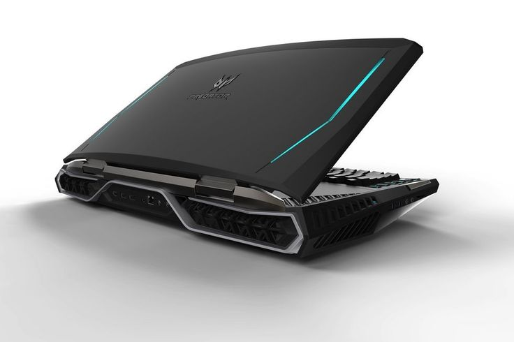 Acer's latest PCs include the first curved screen laptop