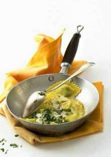 Raviolis au fromage