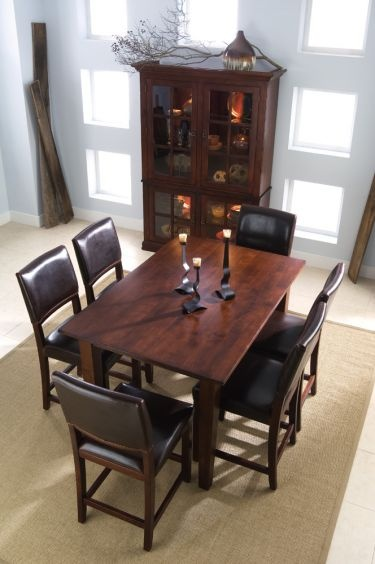 Stonewater Tall Dining Table with Six Chairs by Kincaid Furniture10 best Dining nook images on Pinterest   Dining nook  Dining room  . Kincaid Stonewater Tall Dining Table. Home Design Ideas