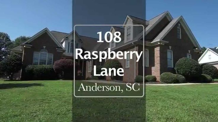 108 Raspberry Lane Anderson Sc 29621 New Price 348 000 00 Be In This Great Home For The New Y In Ground Pools Wet Bars Raspberry