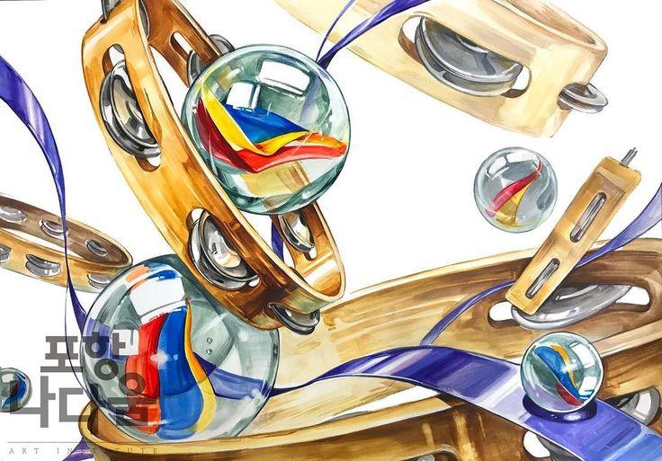 #디자인 #입시미술 #미술 #기초디자인 #art #design #미대입시 #그림 #illust #f4f #follow #포항 #나다움 #미술학원#기디#포항나다움#watercolor#시험작#포항미술#포항입시#미대입시생#수채화#학생작