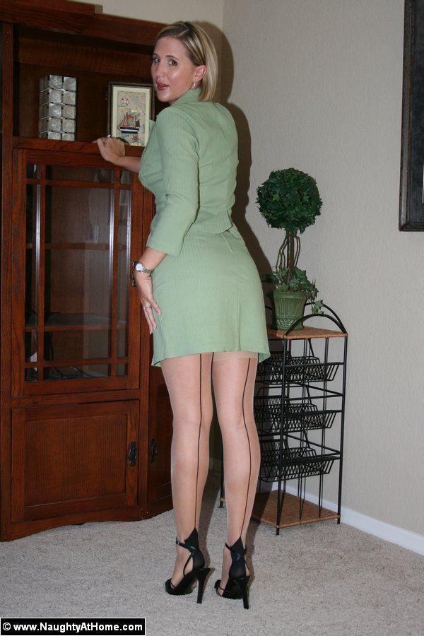 Pencil Skirts And Blouses